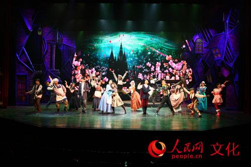 《卖火柴的小女孩》将再次登上中国儿童剧场的舞台