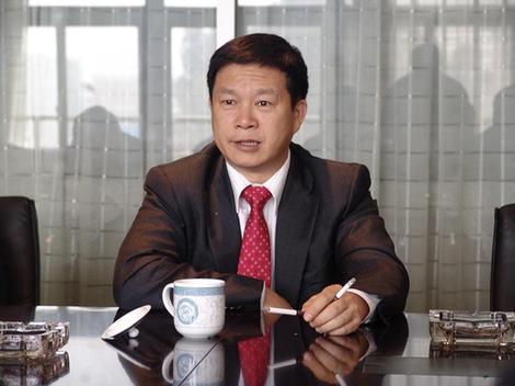 雲南錫業集團原黨委書記、董事長雷毅(資料圖片)