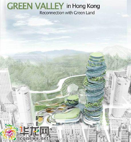 让学子入围到城市重大高层绿地建筑设计延续杭州格力模具设计图片