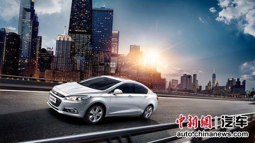 """上海通用北盛三期新工厂为雪佛兰新科鲁兹""""保驾护航"""""""