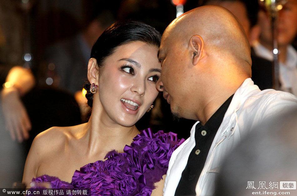 王全安因涉嫌嫖娼被抓 与张雨绮昔日亲密照被翻出[高清大图] - 人在上海    - 中国新闻画报