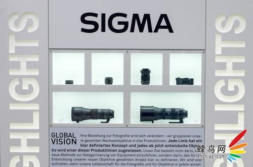 适马两款150-600mm F5-6.3 DG OS HSM