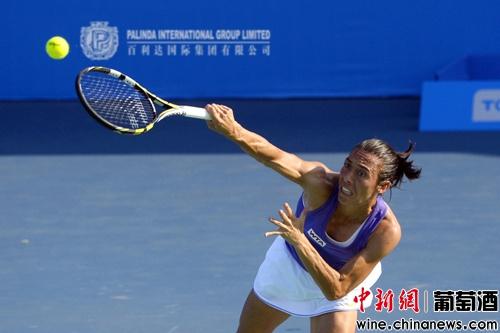 澳洲百利达携手武汉网球赛 向华人传播红酒文化