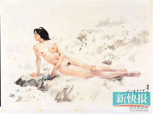 东方人体艺术古典美