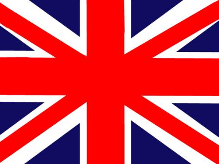 三 国旗名称:英国国旗