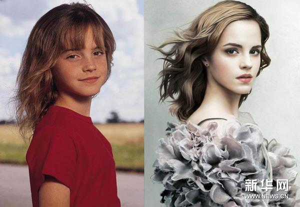 日媒调查:长大后依旧是美女的童星top15