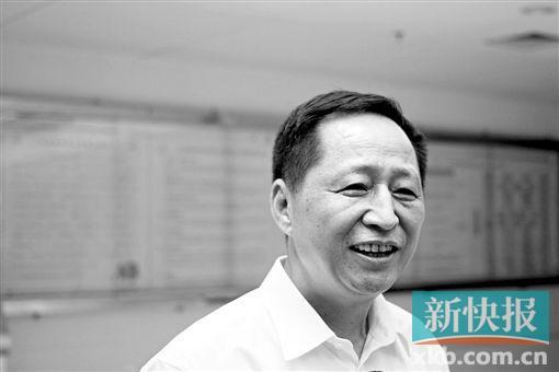 ■广东省教育厅厅长罗伟其。新快报记者 祝贺