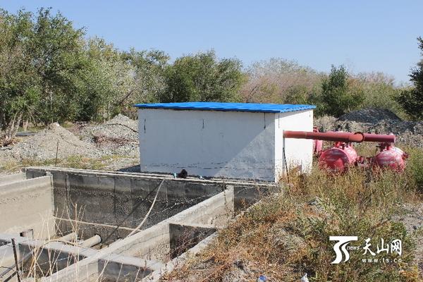 泵房内部结构图