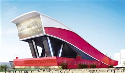 哈尔滨万达茂 未来城市新中心