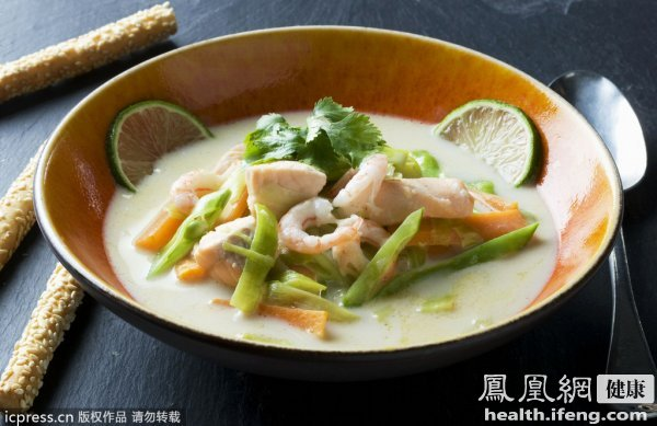 饮食:天冷感冒喝什么汤更养生?