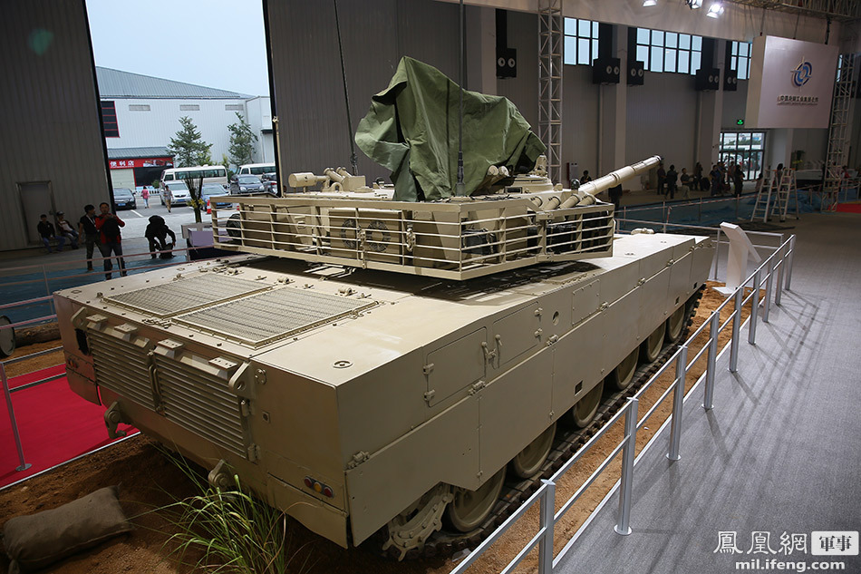 中国VT4坦克 - 斩云剑 - 斩云剑的博客