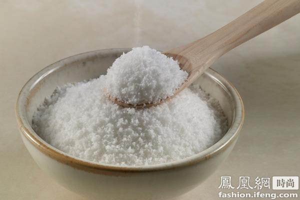 食盐去角质