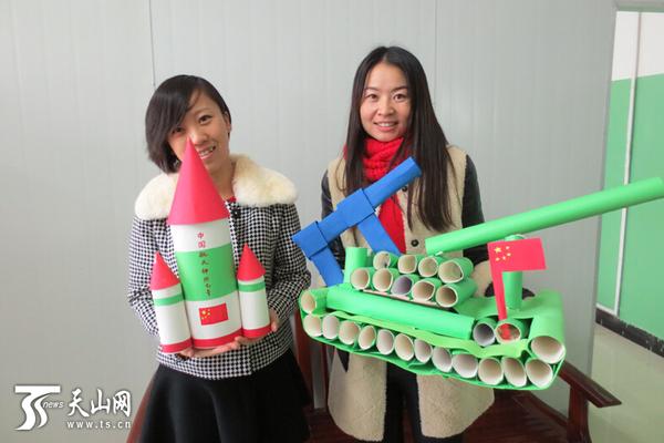 小学生手工小制作飞船
