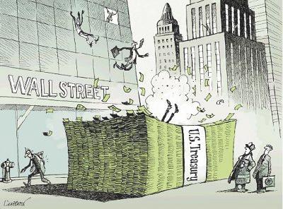 美国资本主义腐败了吗?图片