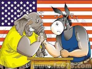 美国大选2016时间
