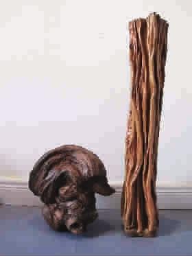 雕刻木头花朵图片步骤图解