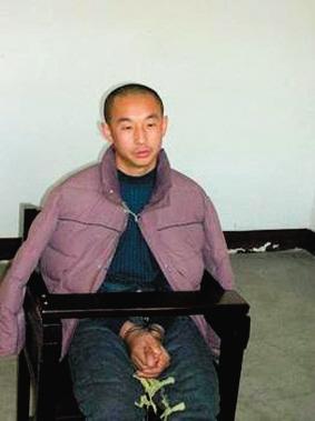 内蒙古系列强奸杀人案疑犯赵志红。资料图片