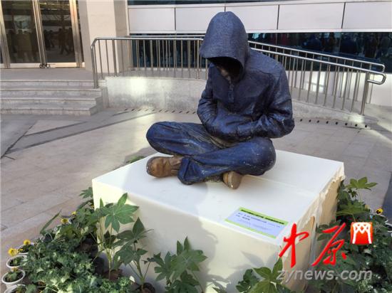 郑州雕塑公园开园174件作品展出