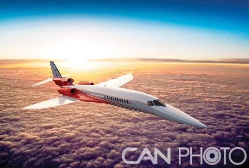 空客与Aerion在超音速喷气机上展开合作