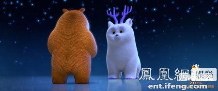 """《熊出没》曝""""雪熊传奇""""版预告 奢华3D媲美好莱坞"""