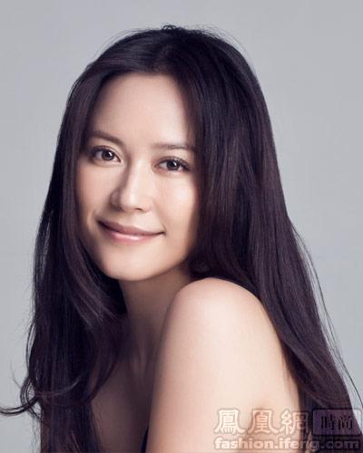 44岁俞飞鸿示范大龄女性保养秘笈