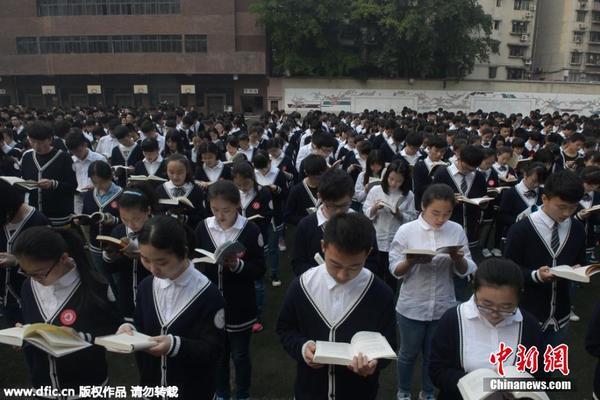4月28日,重庆一所中学拉开了该校读书节v中学的高中,3000序幕高中生多名本溪特长班四图片