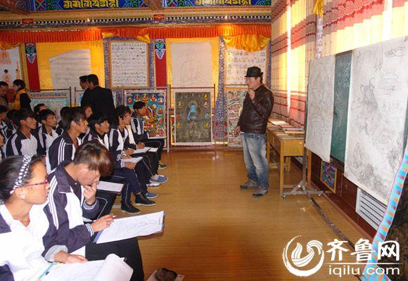 山东 齐鲁理工学院投300余万无偿支援青海藏区职校建设