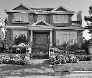 程慕阳位于温哥华的豪宅,目前估价约339万美元