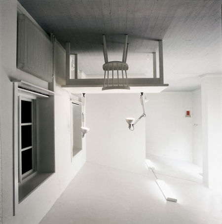 """这样的童话结构是一种典型的原型,结合将内部空间处理成""""工作室"""",展现"""