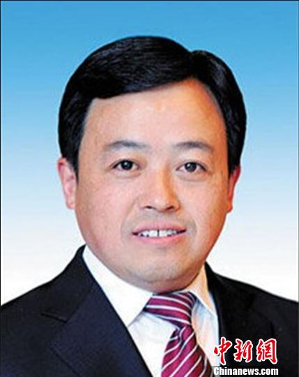 图为原四川省经信委副主任唐浩 图据网络 摄