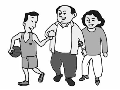 """滚动新闻  原标题:虾青素让糖尿病家庭因祸得福 """"闹心""""老公洗心革面 """"图片"""