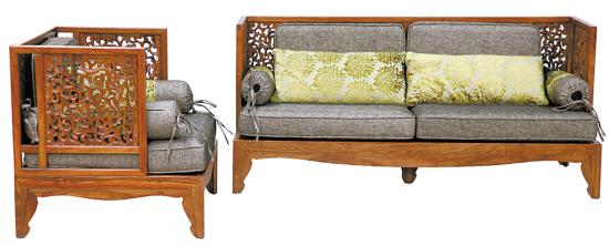 传统+现代原创新中式家具