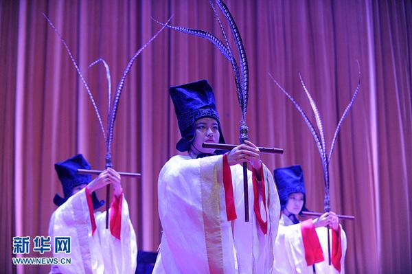 太和正音纪念北京建城3060年音乐会举办 乐