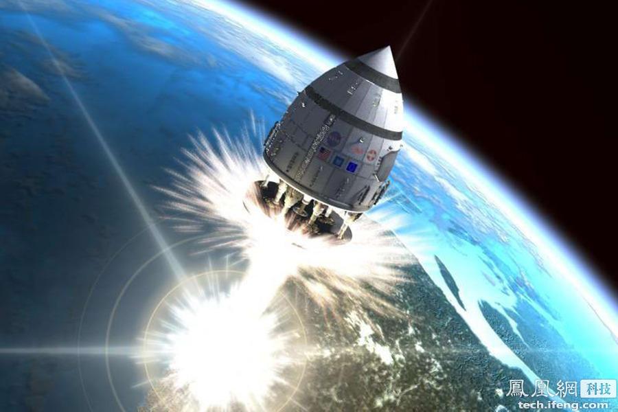 相关专家表示,即使是离子电推进系统,也需要电能支持。但如果距离太阳越来越远,这种方法已经不能够支撑航天器进行更远的星际旅行。最终还是需要其他的动力来支持航天器的所有电力,在可预见的未来,核动力将是最可行的动力来源。