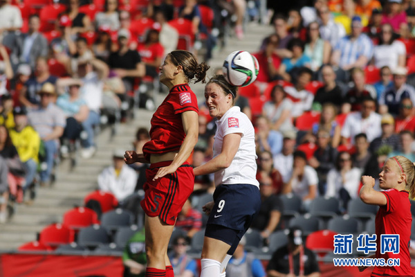 标签:德国队女足世界杯赛