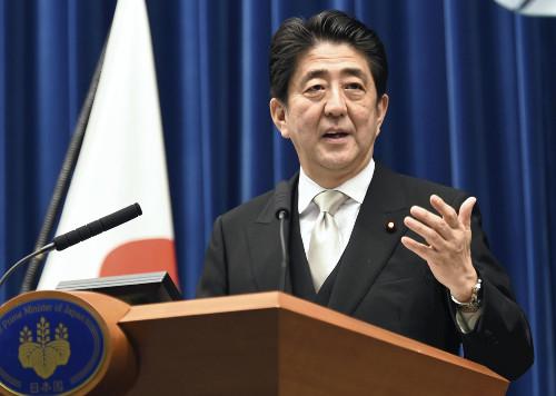 外媒:日本政府拟大幅延长国会会期 确保安保法案通过