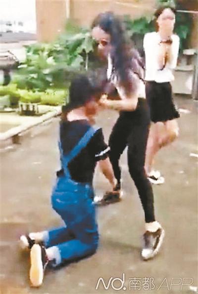 江西一女生初中遭多名女生围殴视频教学初中跑步图片