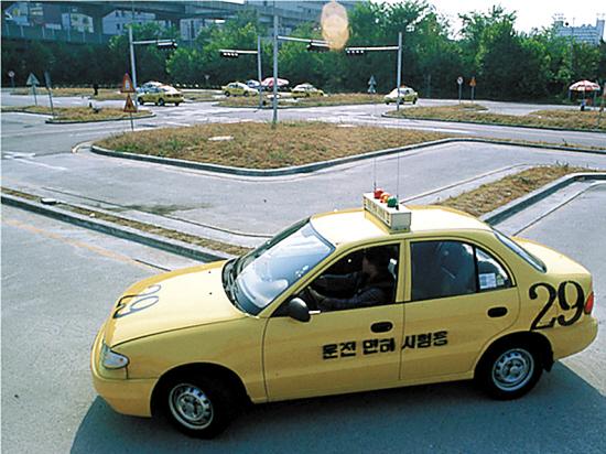 中国人扎堆韩国济州岛考驾照|驾考|驾校