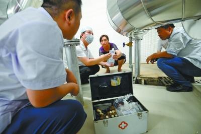 监测中央空调 保障空气质量