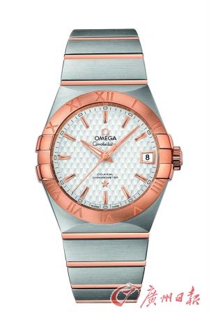 欧米茄星座系列全新腕表