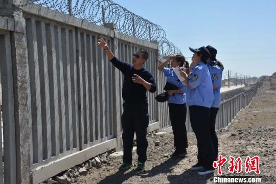 新疆铁警排查高铁a隐患隐患大v隐患|开展|线路小视频沙鸟图片