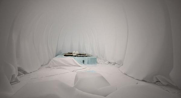瑞典冰雪酒店华美套房设计图曝光