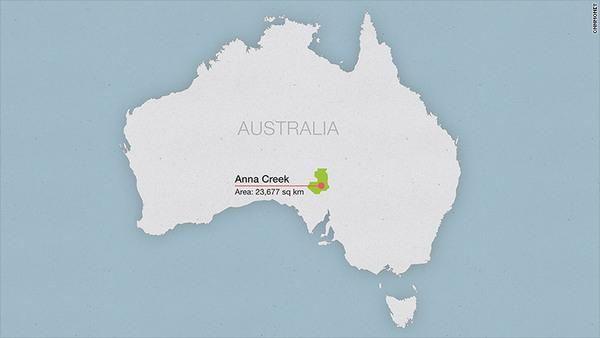 澳大利亚的面积有没有中国的大?图片