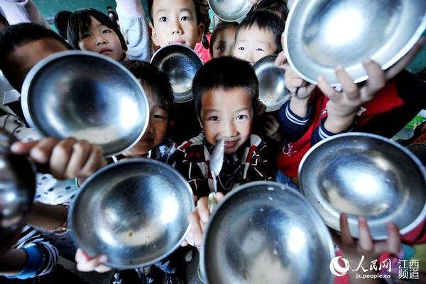 江西小学生用世界拼迎接小学大字珍爱饭碗粮的粮食南头镇图片