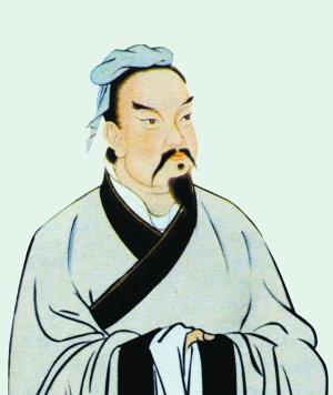孙武像(资料图片)