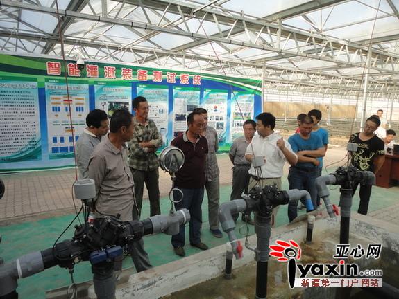 大丰镇教授工作站的职能灌溉系统