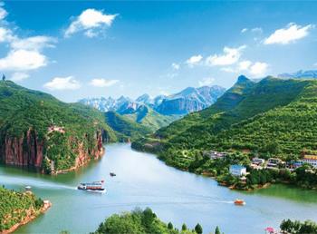 七步沟风景区位于河北省邯郸市武安市活水乡七步沟村西,总面积达20