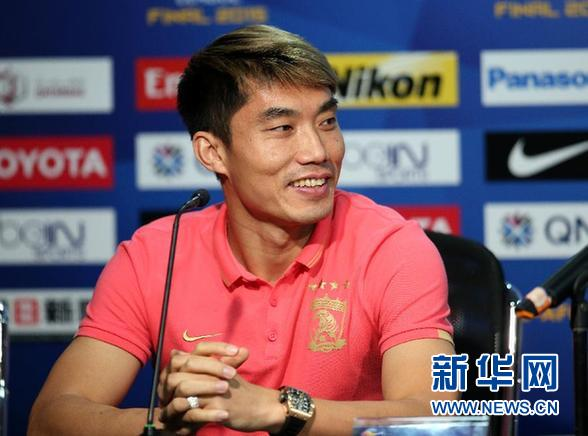 郑智入围2015年度亚洲足球先生候选名单|郑智