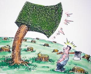 斩断隐形黑手 河北重点打击破坏生态环境犯罪