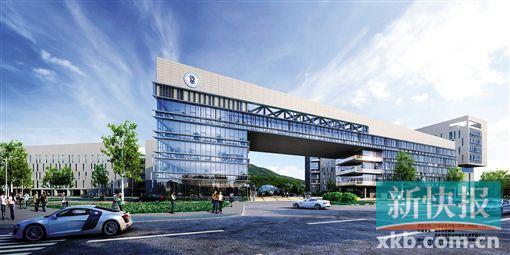 ■广东以色列理工学院一期效果图-明年,去汕头读全球顶尖理工高校